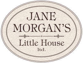 Jane Morgan's Little House